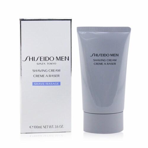 Shiseido Men Shaving Cream 100ml/3.6oz Perspective: front