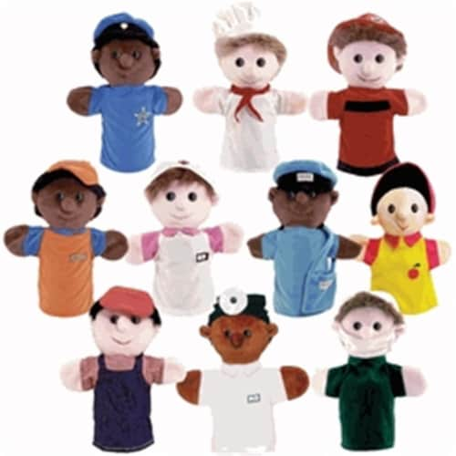 Get Ready Kids MTB620 Multicultural Community Helper Fig Perspective: front