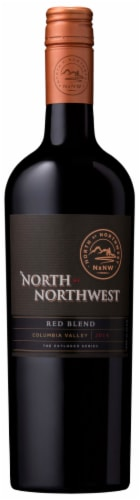 North by Northwest Columbia Valley Red Blend Perspective: front