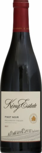 King Estate Pinot Noir Perspective: front