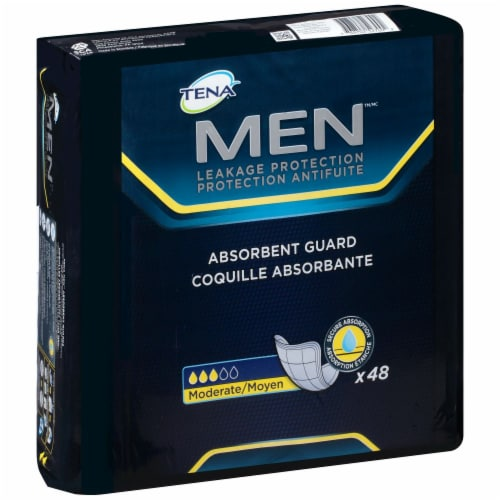 TENA Men Absorbent Level 2 Guards Perspective: front