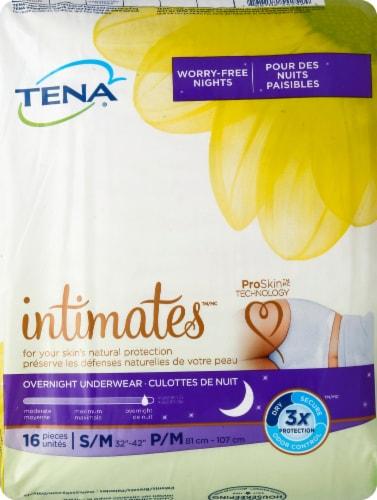 TENA Overnight Underwear Medium Perspective: front