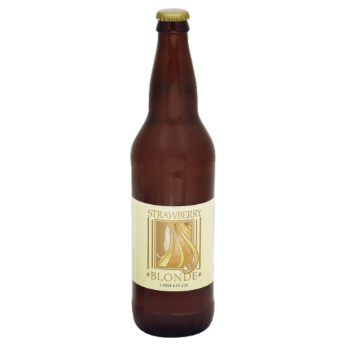 Belmont Brewing Company Strawberry Blonde Perspective: front