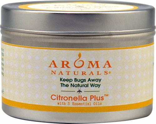 Aroma Naturals  Citronella Plus™ 5 Essential Oils Perspective: front