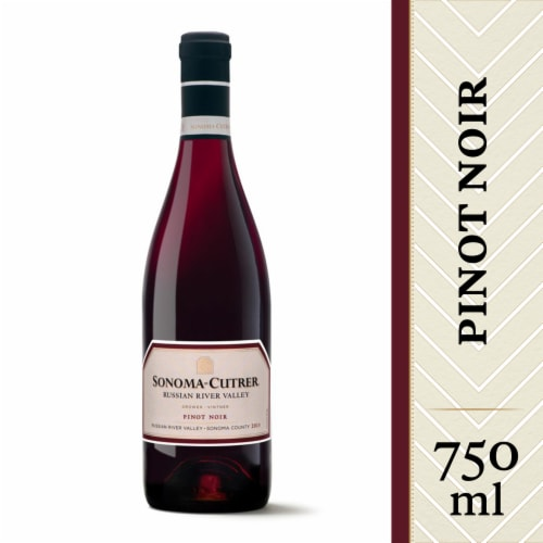Sonoma-Cutrer Pinot Noir Perspective: front