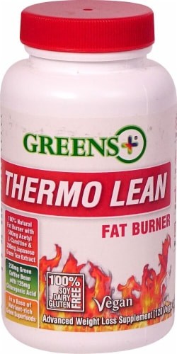 Greens Plus  ThermoLean Perspective: front