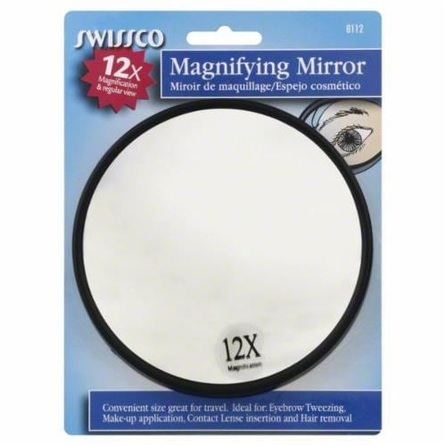 ATA Retail Swissco Suction 12x Mirror Perspective: front