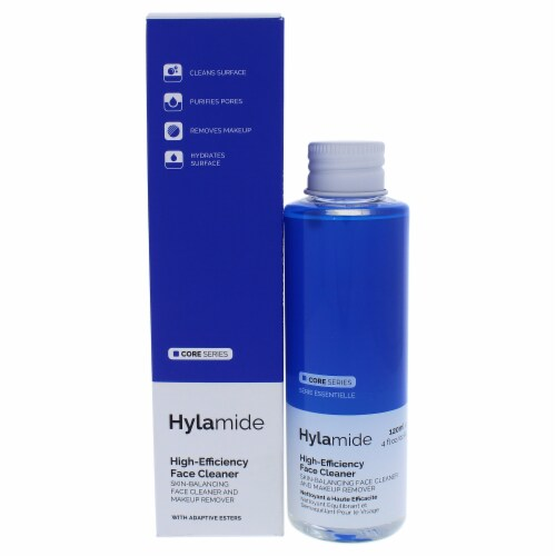 Hylamide High Efficiency Face Cleaner Cleanser 4 oz Perspective: front