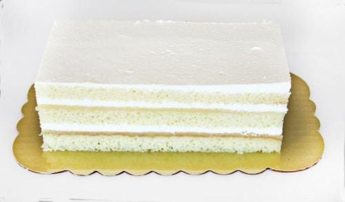 Bakery Lemons & Cream Cake Perspective: front