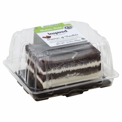 Original Cakerie Inspired by Happiness Dreamin of Chocolate Layer Cake Perspective: front