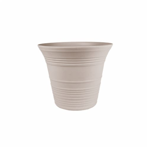 The HC Companies Sedona Planter - Cottage Stone Perspective: front