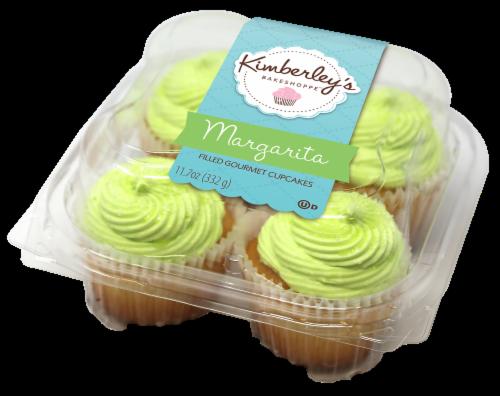 Kimberley's Bakeshoppe Gourmet Cupcakes - Margarita Perspective: front