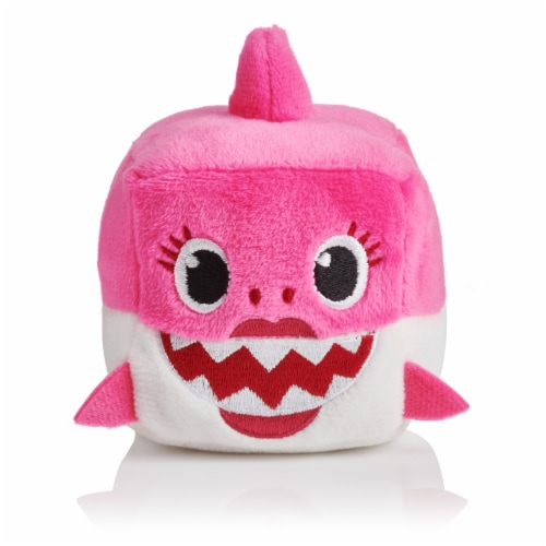 Pinkfong Mommy Shark Song Cube - Pink Perspective: front