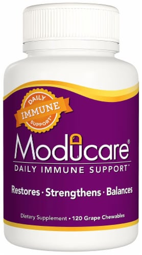 Kyolic  Moducare® Immune System Support   Grape Perspective: front