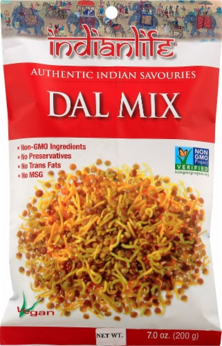 Indian Life Dal Mix Snack Perspective: front