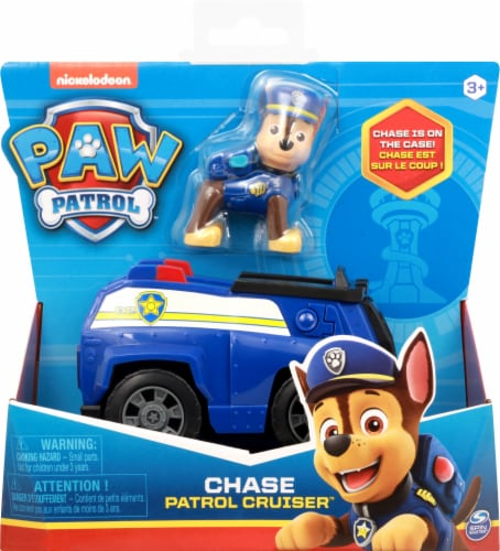 Paw Patrol Chase Patrol Cruiser Perspective: front