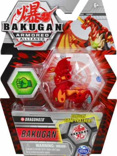 Spin Master Bakugan Armored Alliance Action Figure - Assorted Perspective: front