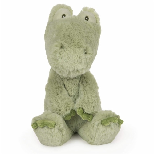 Gund Baby Toothpick Ensley Alligator 12 Inch Plush Figure Perspective: front