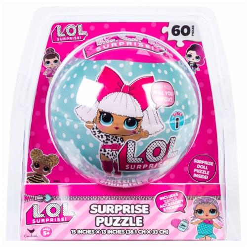 L.O.L. Surprise! Sphere Doll Puzzle Perspective: front