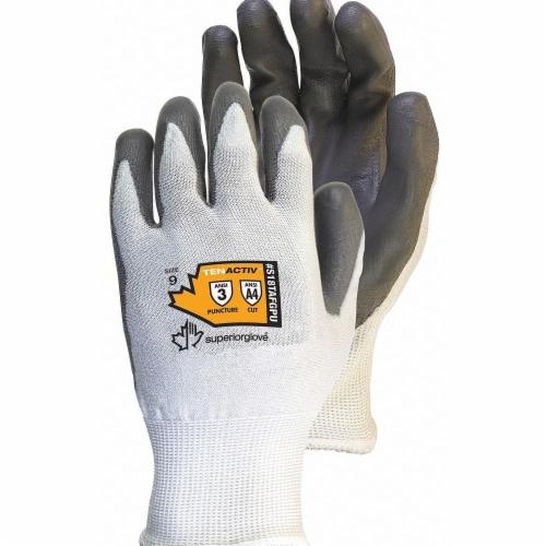 Superior Glove Cut-Resistant Gloves,Glove Size 10,PR  S18TAFGPU10 Perspective: front