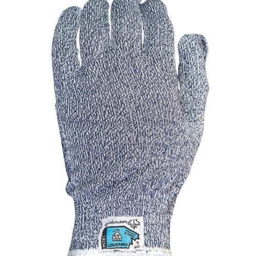 Superior Glove Cut-Resistant Gloves,Glove Size XL  STA5BU/XL Perspective: front