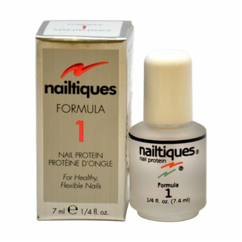 Nailtiques #1 Nail Protein Formula Perspective: front