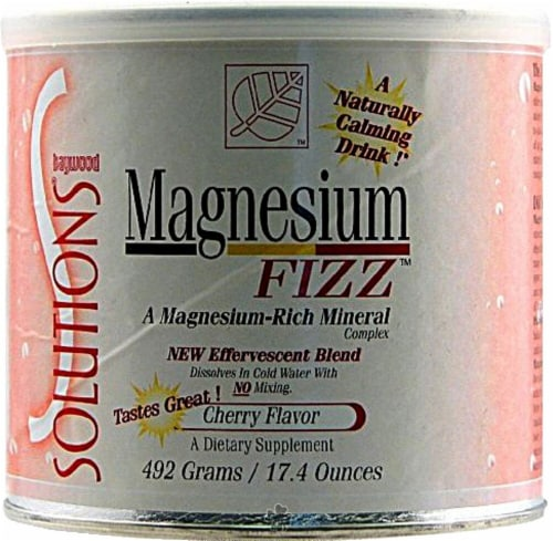 Baywood International  Magnesium Fizz™   Cherry Perspective: front
