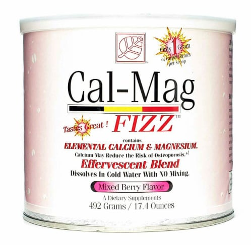 Baywood International  Cal-Mag Fizz   Mixed Berry Perspective: front