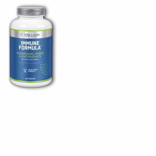 Vita Logic Immune Formula VegCaps Perspective: front