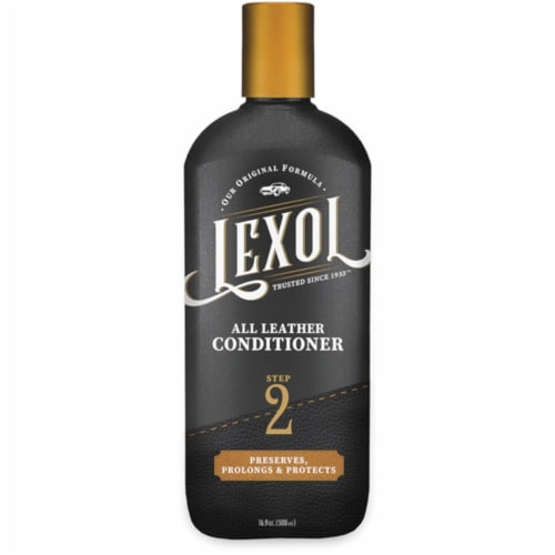16.9 oz Step 2 Leather Conditioner Liquid Perspective: front