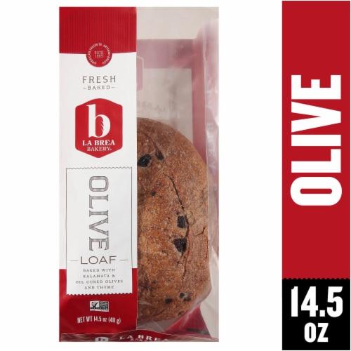 La Brea Olive Bread Perspective: front