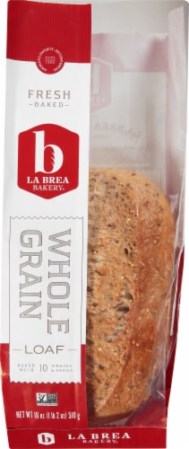 La Brea Bakery Whole Grain Loaf Perspective: front