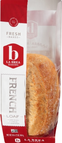 La Brea Bakery French Bread Loaf Perspective: front