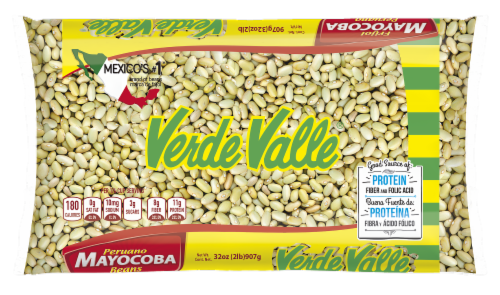 Verde Valle Mayocoba Beans Perspective: front
