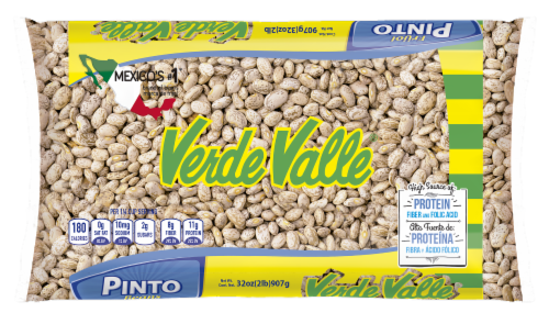 Verde Valle Pinto Beans Perspective: front