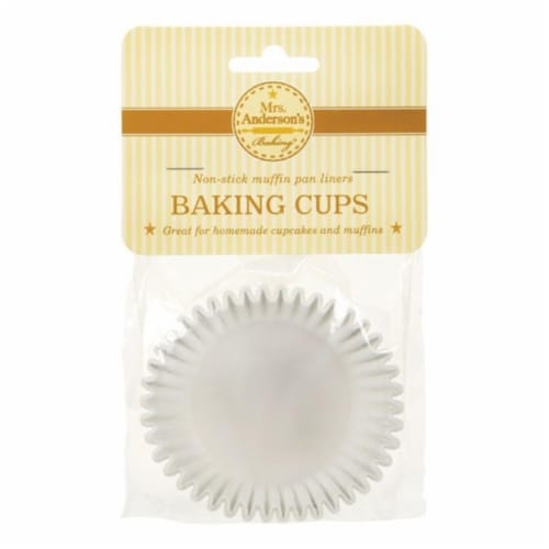Mrs. Andersons 1658 Texas Baking Muffin Cups Perspective: front