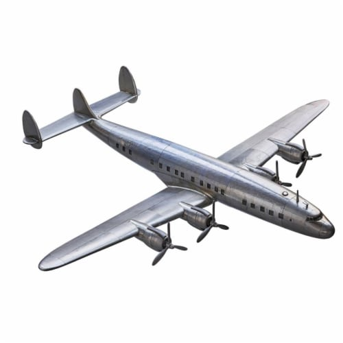 Authentic Models AP458 Constellation Polished Aluminium Perspective: front