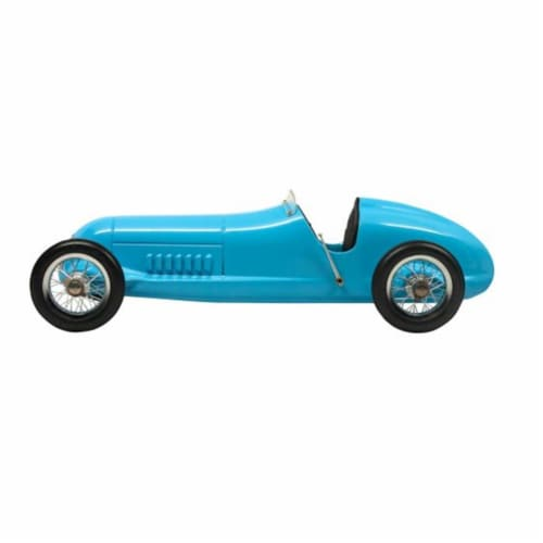Authentic Models PC016 Baby Blue Racer Perspective: front