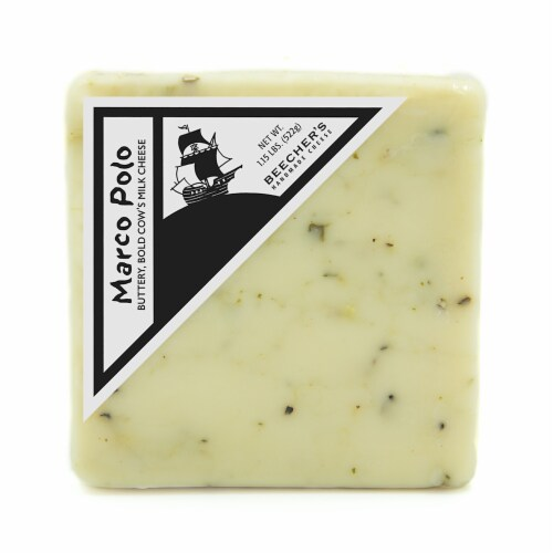 Beecher's Marco Polo Cheese Perspective: front