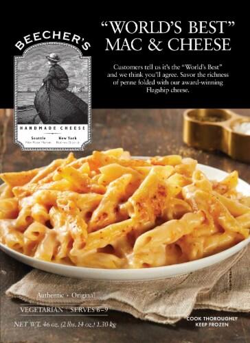 Beecher's Worlds Best Mac & Cheese Perspective: front