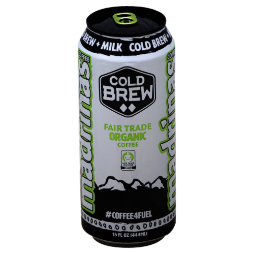 Pick N Save Madrinas Cold Brew Organic Coffee With Milk 15 Fl Oz An animal , wearing a bell and acting as the leader of a troop of pack mules. pick n save madrinas cold brew organic coffee with milk 15 fl oz