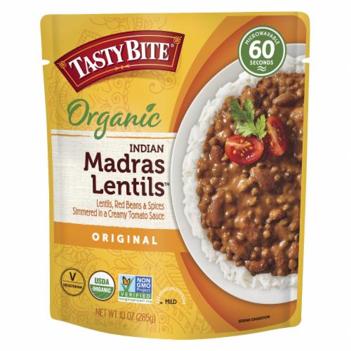Tasty Bite Madras Lentils Perspective: front
