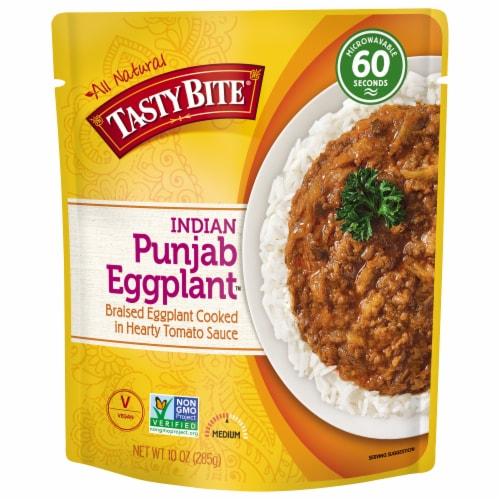Tasty Bite Punjab Eggplant Perspective: front