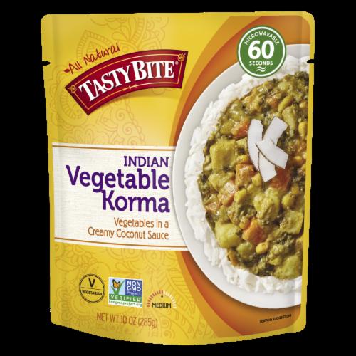Tasty Bite Vegetable Korma Perspective: front