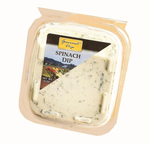 Fresh Kitchen Spinach Dip 15 Oz Fry S Food Stores