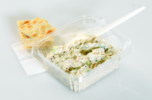 Fresh Kitchen Chicken Salad with Dill Perspective: front