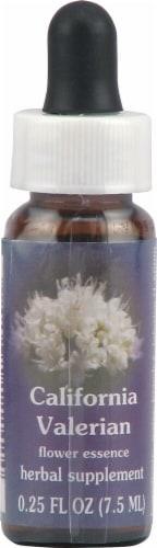 Flower Essence  California Valerian Dropper Perspective: front