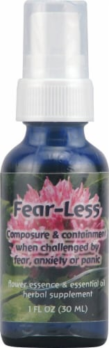 Flower Essence  Fear-Less Spray Perspective: front