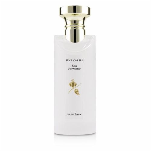 Bvlgari Eau Parfumee Au The Blanc EDC Spray 75ml/2.5oz Perspective: front