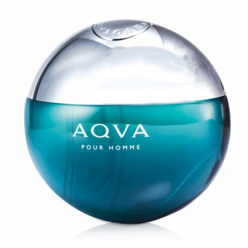 Bvlgari Aqva Pour Homme EDT Spray 100ml/3.4oz Perspective: front